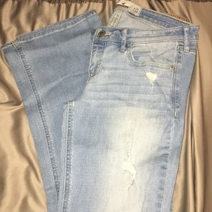 Hollister jeans size 7regular